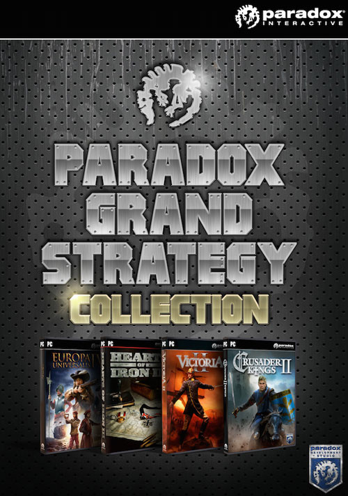 Paradox Grand Strategy Collection - Cover