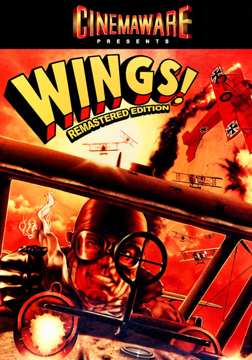 Wings! Remastered Edition - Cover / Packshot