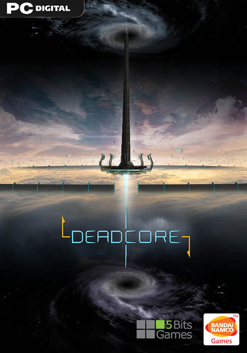 DeadCore - Cover / Packshot