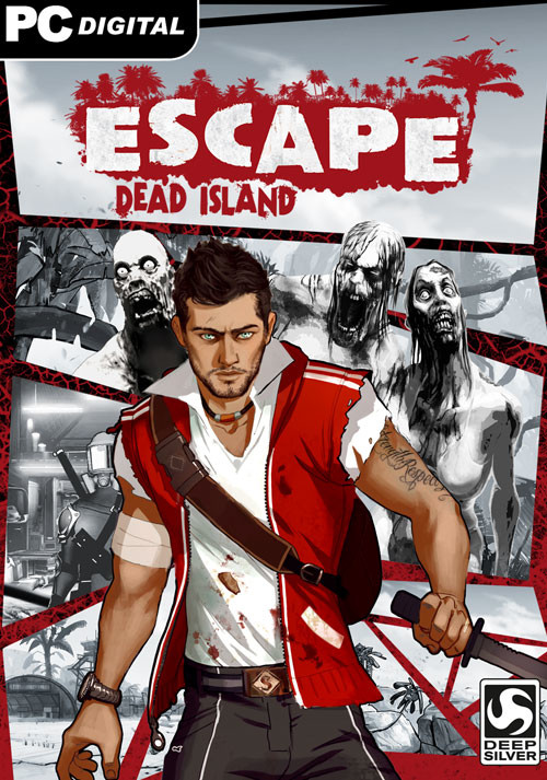 Escape Dead Island - Cover / Packshot