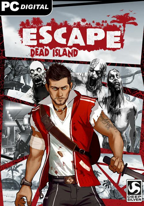 Escape Dead Island - Cover