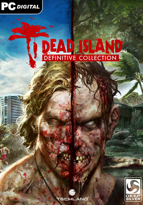 Dead Island Definitive Collection - Cover