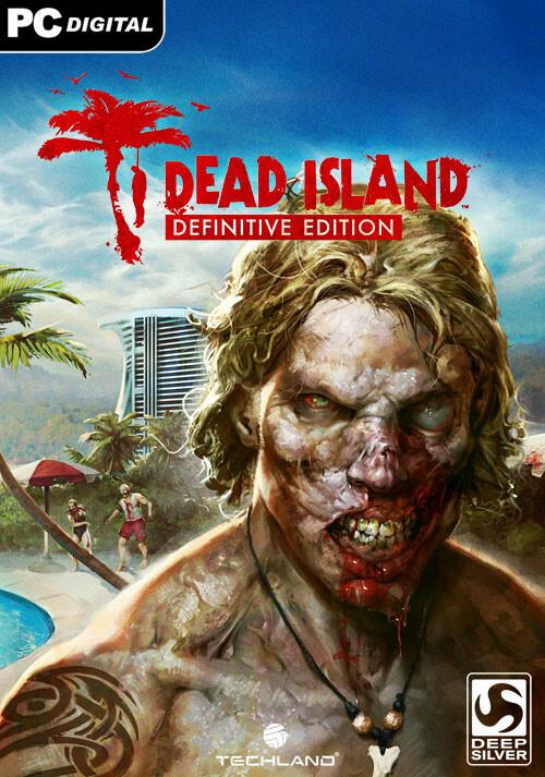 Dead Island Definitive Edition - Cover