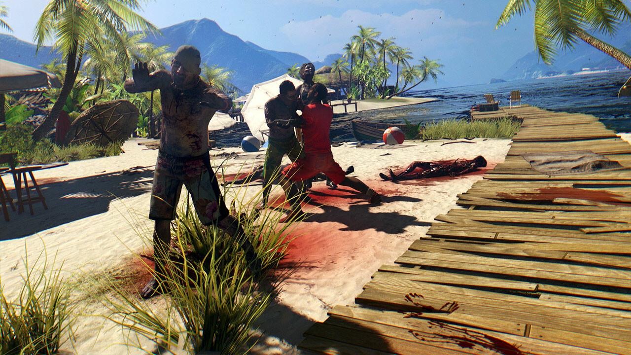 Steam Key Dead Island Definitive Edition