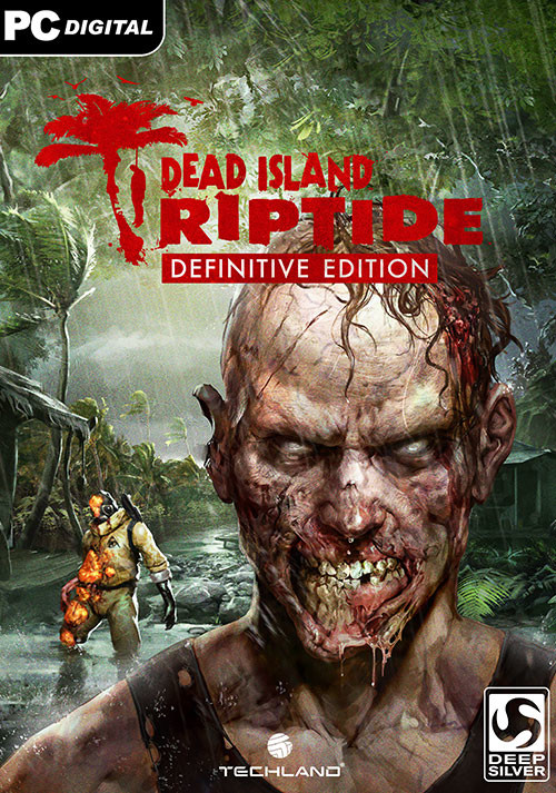 Dead Island: Riptide Definitive Edition - Cover