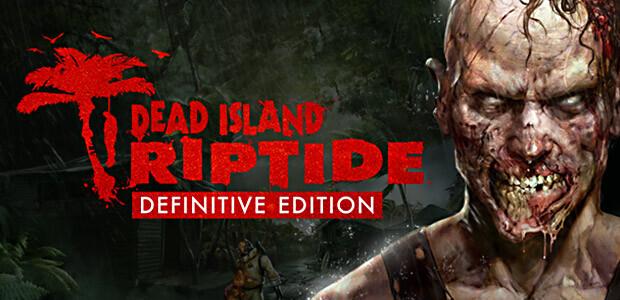 Dead Island: Riptide Definitive Edition - Cover / Packshot