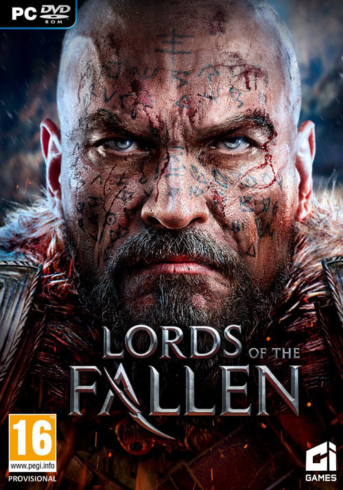 Lords of the Fallen - Cover