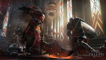 Screenshot1 - Lords of the Fallen