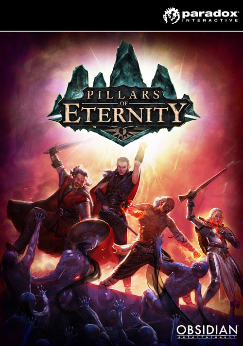 Pillars of Eternity Hero Edition - Cover