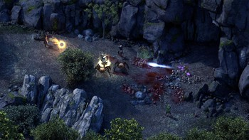 Screenshot1 - Pillars of Eternity Hero Edition