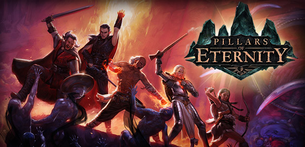 Pillars of Eternity Hero Edition - Cover / Packshot