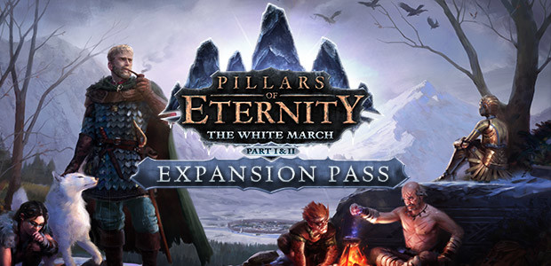 Pillars of Eternity Expansion Pass - Cover / Packshot