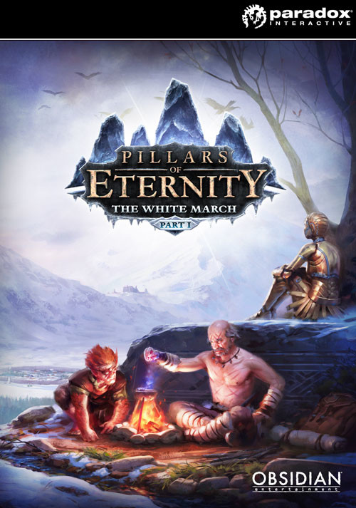 Pillars of Eternity - The White March: Part I - Cover / Packshot