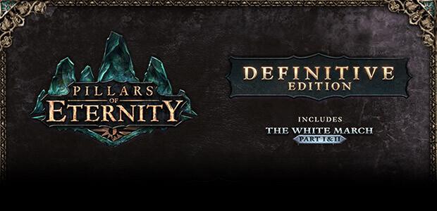 Pillars of Eternity: Definitive Edition - Cover / Packshot