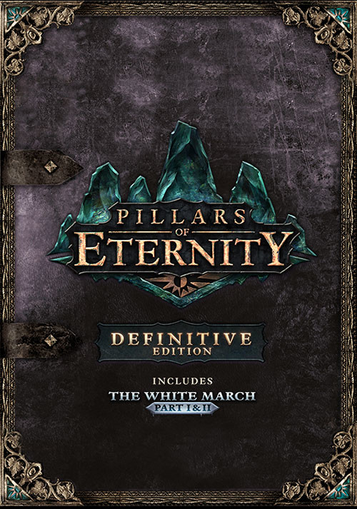 Pillars of Eternity: Definitive Edition - Cover
