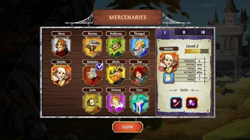 Screenshot1 - Crowntakers - Undead Undertakings