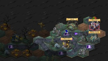 Screenshot2 - Crowntakers - Undead Undertakings