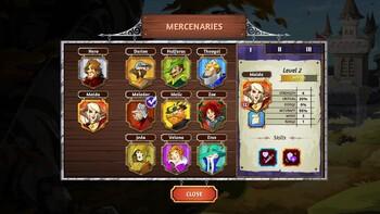 Screenshot1 - Crowntakers - Undead Undertakings