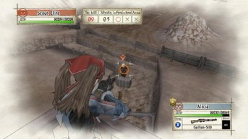 Screenshot5 - Valkyria Chronicles