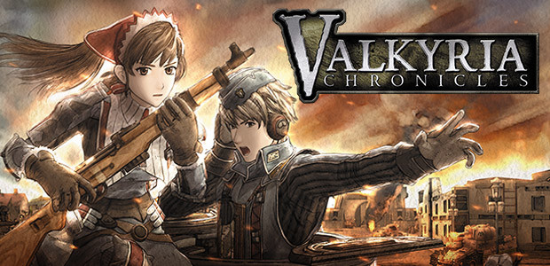 Valkyria Chronicles - Cover / Packshot