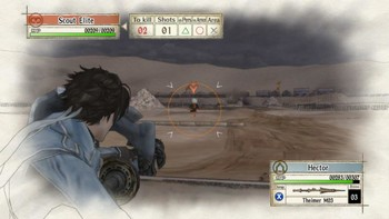 Screenshot2 - Valkyria Chronicles