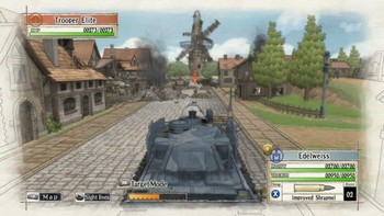 Screenshot4 - Valkyria Chronicles