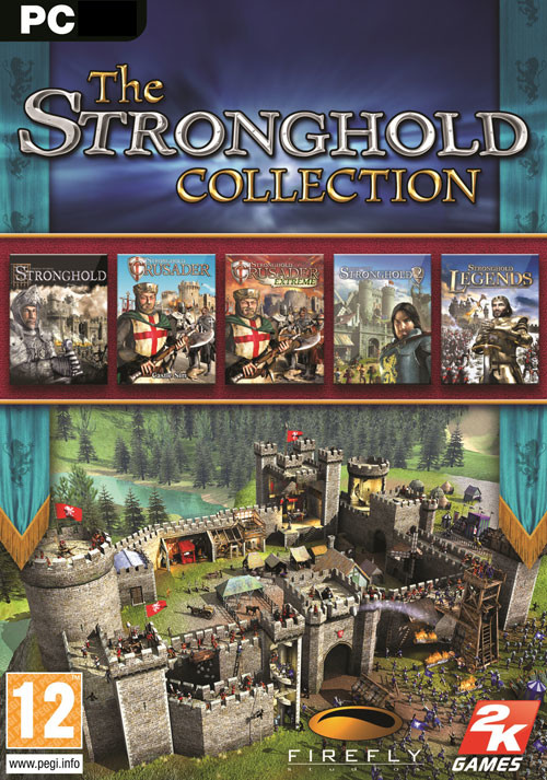 The Stronghold Collection - Cover / Packshot
