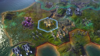 Screenshot3 - Civilization: Beyond Earth (Mac)