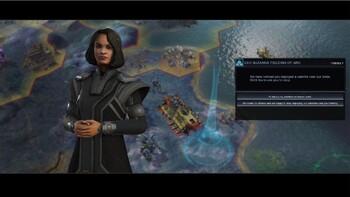 Screenshot2 - Civilization: Beyond Earth (Mac)