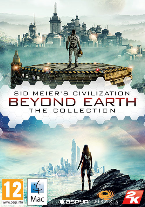 Civilization: Beyond Earth - The Collection (mac) - Cover / Packshot