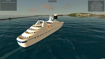 Screenshot1 - European Ship Simulator