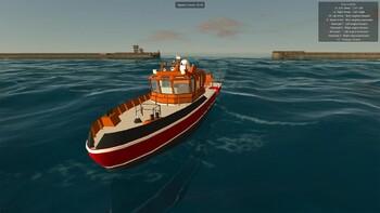 Screenshot3 - European Ship Simulator