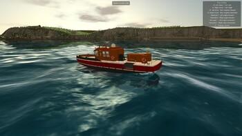 Screenshot4 - European Ship Simulator