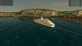 Screenshot5 - European Ship Simulator