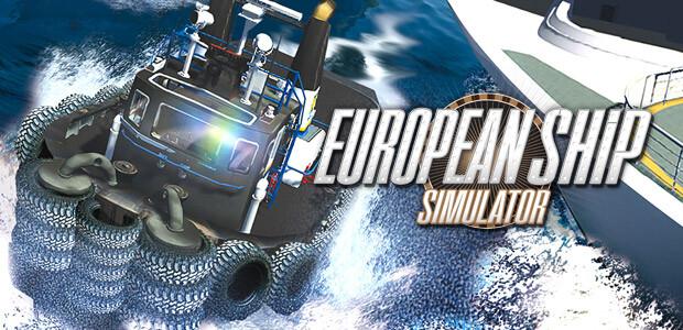 European Ship Simulator - Cover / Packshot