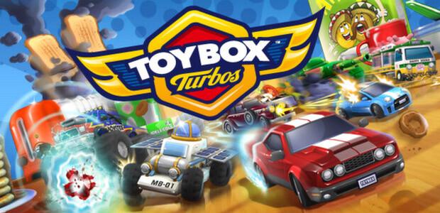 Toybox Turbos - Cover / Packshot