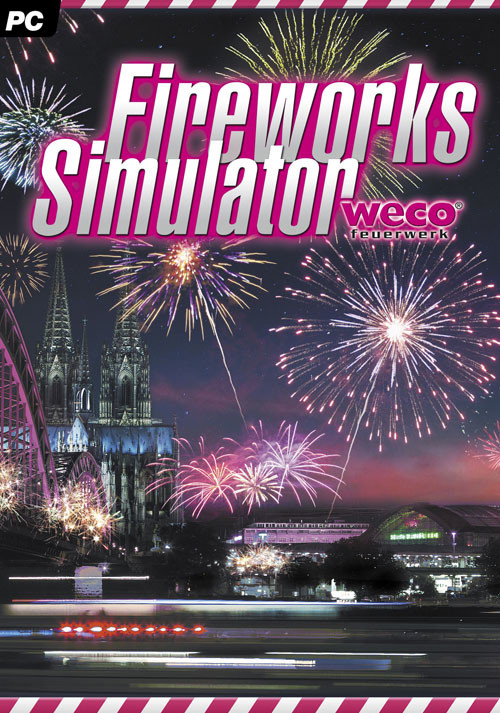 Fireworks Simulator - Cover / Packshot