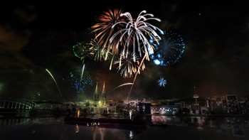 Screenshot6 - Fireworks Simulator