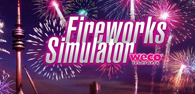 Fireworks Simulator - Cover / Packshot