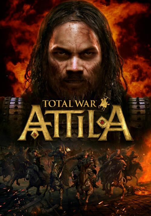 Total War: ATTILA - Packshot