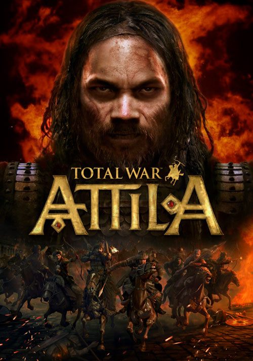 Total War: ATTILA - Cover