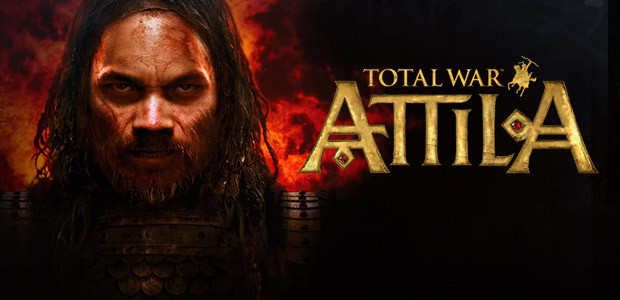 Total War: ATTILA - Cover / Packshot