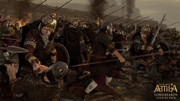 Screenshot1 - Total War: ATTILA - Longbeards Culture Pack
