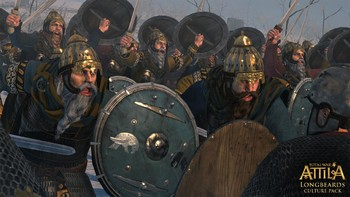 Screenshot2 - Total War: ATTILA - Longbeards Culture Pack