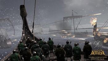 Screenshot3 - Total War: ATTILA - Viking Forefathers Culture Pack