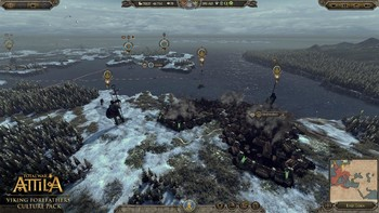 Screenshot2 - Total War: ATTILA - Viking Forefathers Culture Pack