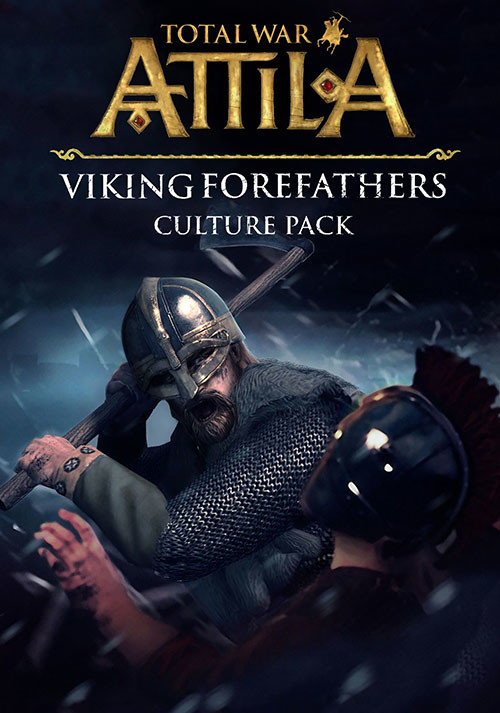 Total War: ATTILA - Viking Forefathers Culture Pack - Cover / Packshot