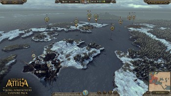 Screenshot1 - Total War: ATTILA - Viking Forefathers Culture Pack