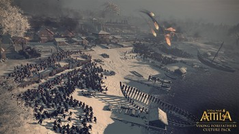 Screenshot5 - Total War: ATTILA - Viking Forefathers Culture Pack