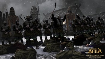 Screenshot6 - Total War: ATTILA - Viking Forefathers Culture Pack